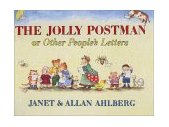 Jolly Postman Or Other People's Letters 2001 9780316126441 Front Cover