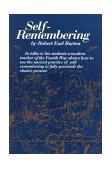 Self-Remembering 1995 9780877288442 Front Cover