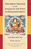 Great Treatise on the Stages of the Path to Enlightenment 2014 9781559394444 Front Cover