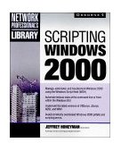 Scripting Windows 2000 2000 9780072124446 Front Cover