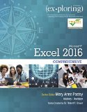 Microsoft Office Excel 2016 Comprehensive 2016 9780134479446 Front Cover