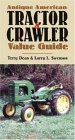 Antique American Tractor and Crawler Value Guide, Second Edition 2nd 2006 Revised 9780760324448 Front Cover