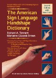 American Sign Language Handshape Dictionary 2nd 2010 9781563684449 Front Cover