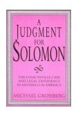 Judgment for Solomon The d'Hauteville Case and Legal Experience in Antebellum America cover art
