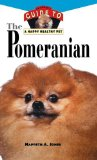 Pomeranian An Owner's Guide to a Happy Healthy Pet 1996 9781620457450 Front Cover