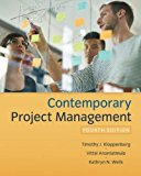 Contemporary Project Management: