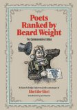 Poets Ranked by Beard Weight The Commemorative Edition 2011 9781616082451 Front Cover