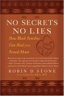 No Secrets No Lies How Black Families Can Heal from Sexual Abuse 2005 9780767913454 Front Cover