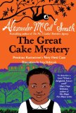 Great Cake Mystery Precious Ramotswe's Very First Case 2012 9780307949455 Front Cover
