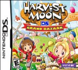 Case art for Harvest Moon: Grand Bazaar