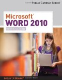 Microsoft� Word 2010 Introductory 1st 2010 9781439078457 Front Cover