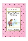 When We Were Very Young 1988 9780525444459 Front Cover