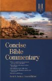 Holman Concise Bible Commentary 2011 9780805495461 Front Cover