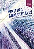 Writing Analytically: