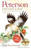 Peterson Field Guide to Birds of Eastern and Central North America 6th 2010 Revised 9780547152462 Front Cover