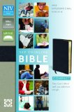 NIV Thinline Bible 2011 9780310435464 Front Cover