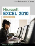 Microsoft� Excel 2010 Introductory 2010 9781439078464 Front Cover