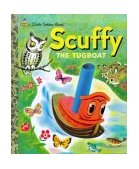 Scuffy the Tugboat 2001 9780307020468 Front Cover