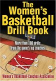 Women's Basketball Drill Book 1st 2007 9780736068468 Front Cover