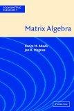 Matrix Algebra 1st 2005 9780521537469 Front Cover