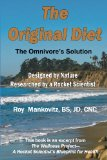 Original Diet : The Omnivore's Solution 2009 9780980158472 Front Cover