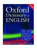 Oxford Dictionary of English 2nd 2004 Revised  9780198613473 Front Cover