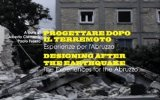 Designing after the Earthquake The Experiences for Abruzzo 2011 9788895623474 Front Cover