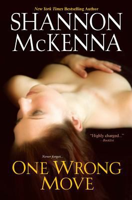 One Wrong Move 2012 9780758273475 Front Cover