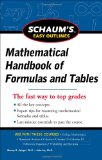 Schaum's Easy Outline of Mathematical Handbook of Formulas and Tables, Revised Edition 2011 9780071777476 Front Cover