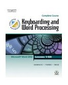 Keyboarding and Word Processing 15th 2002 Revised 9780538725477 Front Cover