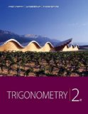 Trigonometry 2nd 2012 Revised  9781111574482 Front Cover