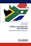Labour Law and the Constitution 2012 9783659311482 Front Cover
