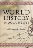 World History in Documents A Comparative Reader 2nd 2008 9780814740484 Front Cover