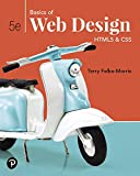 Basics of Web Design HTML5 and CSS 5th 2019 9780135225486 Front Cover