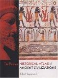 Penguin Historical Atlas of Ancient Civilizations 2005 9780141014487 Front Cover