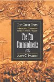Ten Commandments A Preaching Commentary 2002 9780687090488 Front Cover