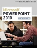 Microsoft� PowerPoint� 2010 Introductory 1st 2010 9781439078488 Front Cover