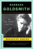 Obsessive Genius The Inner World of Marie Curie 1st 2005 9780393327489 Front Cover