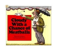 Cloudy with a Chance of Meatballs 1982 9780689707490 Front Cover