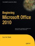 Beginning Microsoft Office 2010 2010 9781430229490 Front Cover