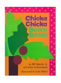 Chicka Chicka Boom Boom 1989 9780671679491 Front Cover
