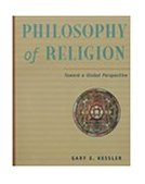 Philosophy of Religion in a Global Perspective 1998 9780534505493 Front Cover