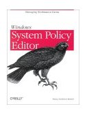 Windows System Policy Editor 2000 9781565926493 Front Cover