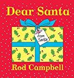 Dear Santa 2016 9781481472494 Front Cover