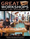 Great Workshops from Fine Woodworking Inspiring Shop Ideas from America's Favorite Woodworking Magazine 2008 9781561589494 Front Cover
