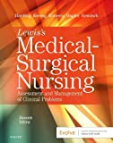 Lewis's Medical-Surgical Nursing Assessment and Management of Clinical Problems, Single Volume 11th 2019 9780323551496 Front Cover