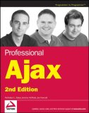 Professional Ajax 2nd 2007 Revised  9780470109496 Front Cover