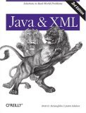 Java and XML 3rd 2006 Revised 9780596101497 Front Cover