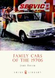 Family Cars of the 1970s 2012 9780747811497 Front Cover
