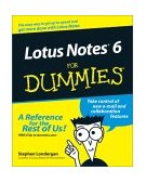 Lotus Notes 6 for Dummies 2002 9780764516498 Front Cover